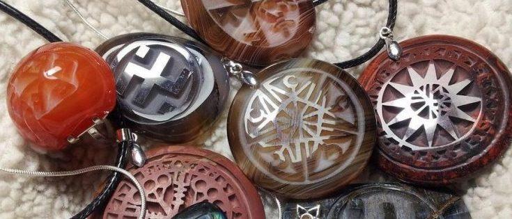 amuletos y talismanes de poder aprendiz de bruja