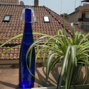 Agua Solarizada Azul Hoponopono 2