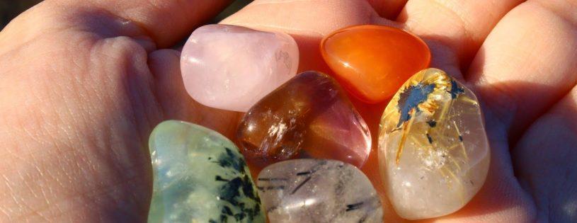 Limpieza de piedras y amuletos 3