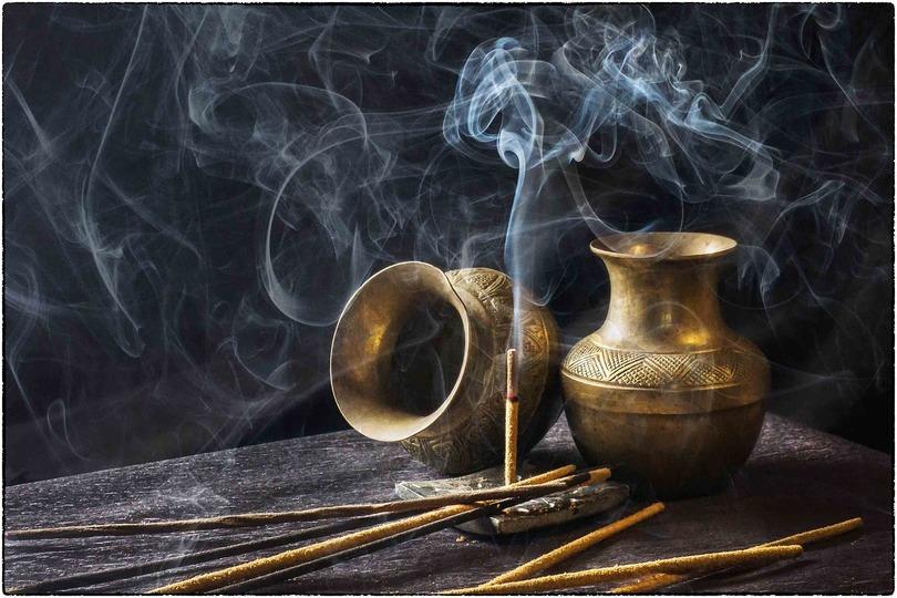 Referencia de incienso para rituales 6